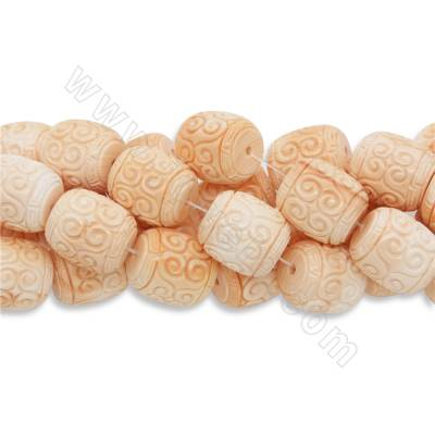 Natural tridacnidae beads...