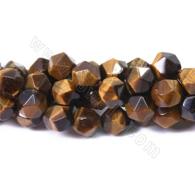Natural  tiger's eyes beads...