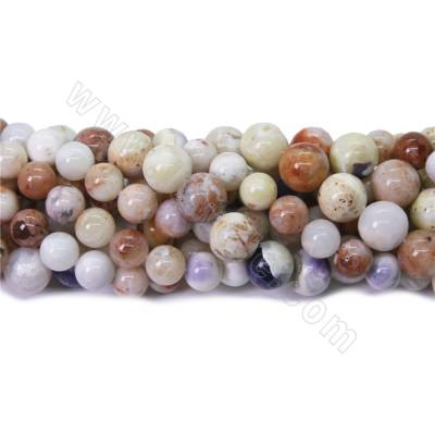 Natural  purple opal beads...