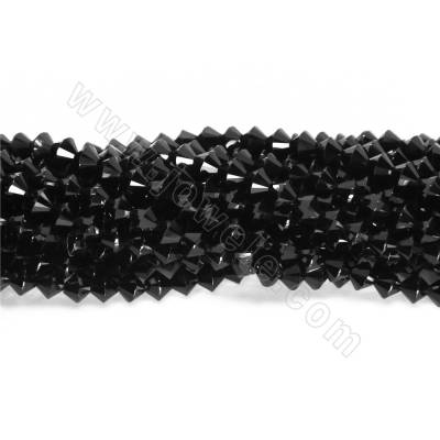 Natual spinel beads strand...