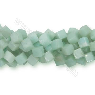 Natual amazonite beads...