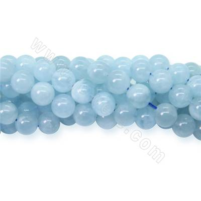 Natural aquamarine beads...
