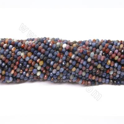 Natural Ruby Sapphire beads...