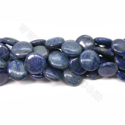 Lapis lazuli beads strand...