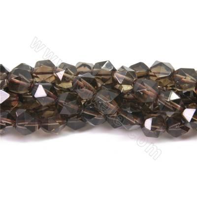 Natual smoky quartz beads...