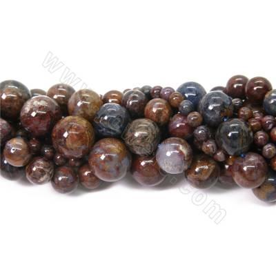Natural  pietersite beads...