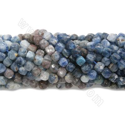 Natural  kyanite beads...