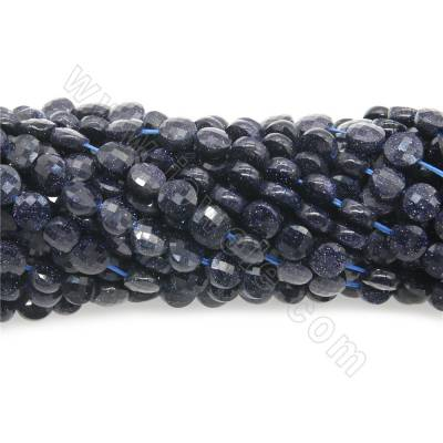 Synthesis sandstone beads...