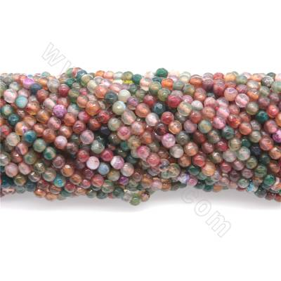 Natural rainbow agate beads...