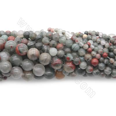 Natural Bloodstone Beads...