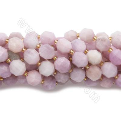 Natural kunzite beads...