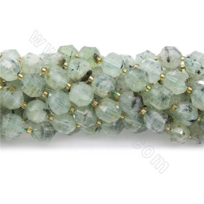 Natural prehnite beads...