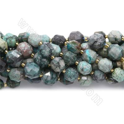 Natural Chrysocolla Beads...