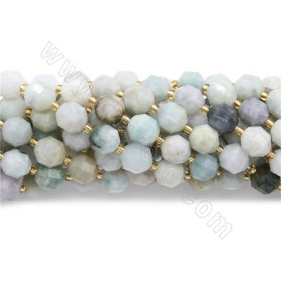 Natural Myanmar Jade Beads...
