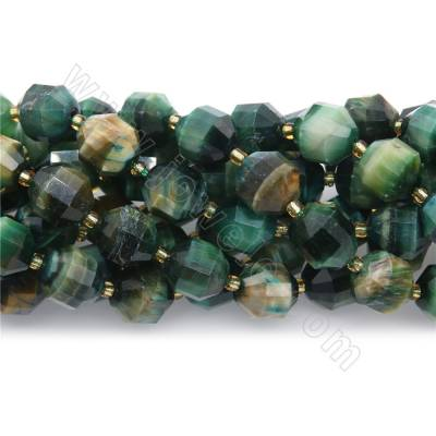 Natural green tiger's eye...