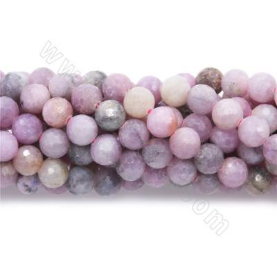 Natural ruby beads strand...