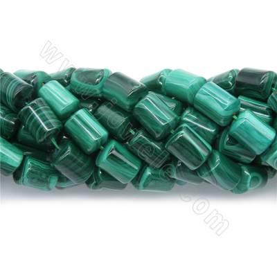 Natural malachite beads...