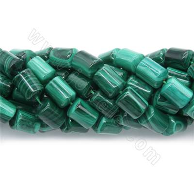 Natural malachite beads...