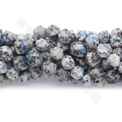 Natural K2 beads strand...