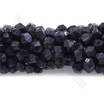 Synthesis blue sandstone...
