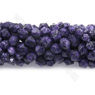 Natural charoite beads...