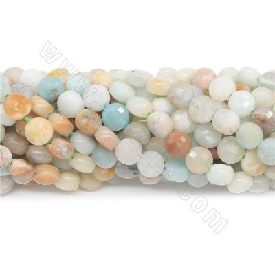 Natural mix color amazonite...