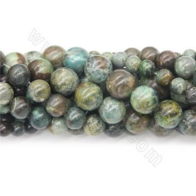 Natural green rhyolite...
