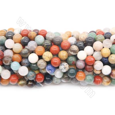 Natural assorted gemstones...