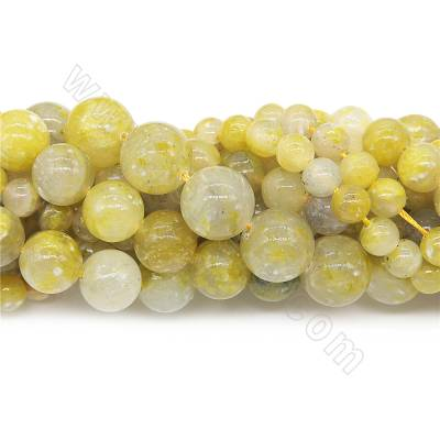 Natural yellow crystal...