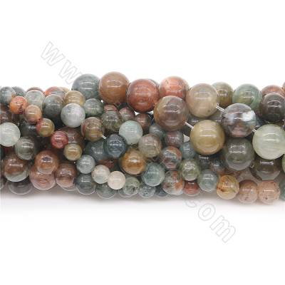 Natural ocean jasper beads...