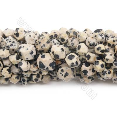 Natural dalmatian  jasper...