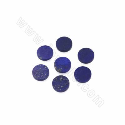 Cabochons en lapis-lazuli...