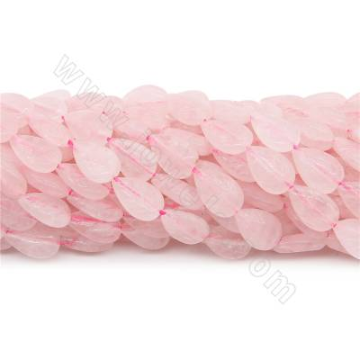 Natural rose quartz beads...