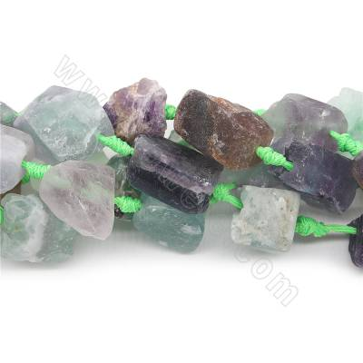 Natural colorful fluorite...