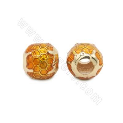 Brass beads lantern...