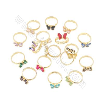 Glass Finger Rings For Kids...
