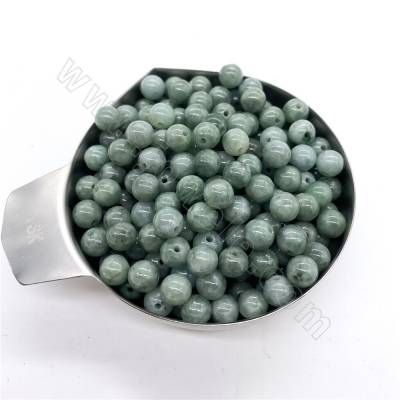 Natural Jade Beads Size 6mm...