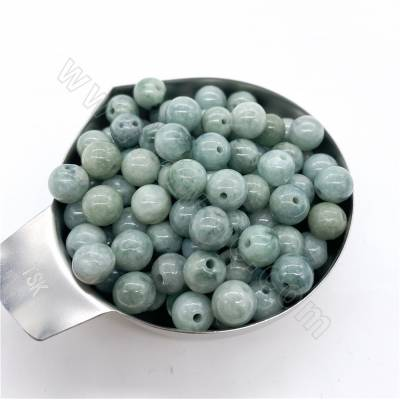 Natural Jade Beads Size 8mm...