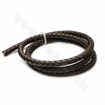 Leather Braided Cord DIY...