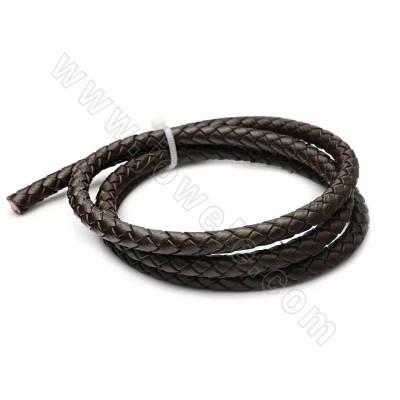 Leather Braided Cord DIY...