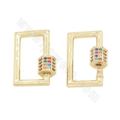 Brass( Gold-Plated) Micro...