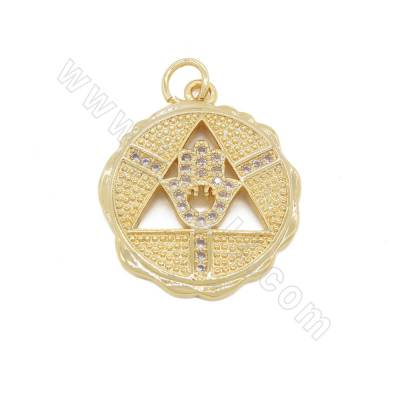 Brass (Gold-Plated)Micro...