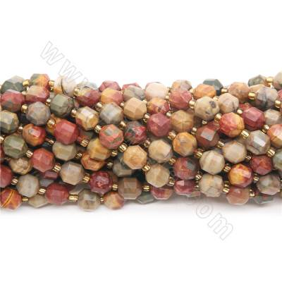 Natural Red Turquoise Beads...