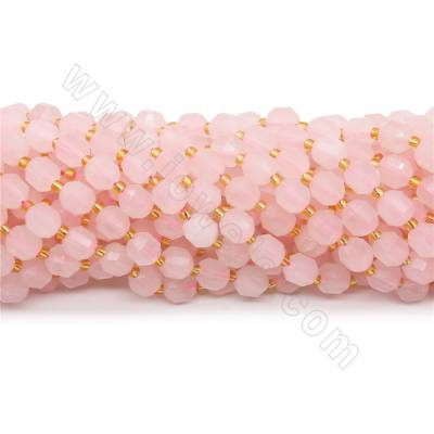 Natural Rose Quartz Beads...