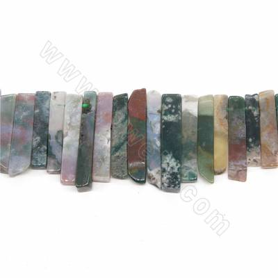 Natural Indian Agate Beads...