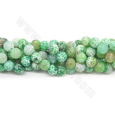 Heated Fire Agate Beads...