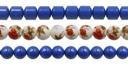 Ceramic and Porcelain Beads