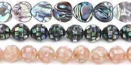 Shell Beads Strands